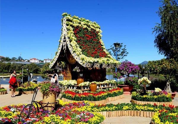 Festival hoa Đà Lạt được tổ chức ở đâu, khi nào? Lịch trình diễn ra festival hoa Đà Lạt