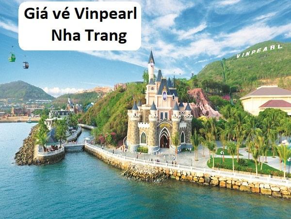 Giá vé Vinpearl Nha Trang: Bảng giá vé cáp treo Vinpearl Land Nha Trang