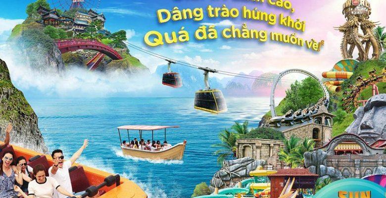 Kinh nghiệm đi Sun World Hạ Long Park