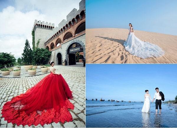 Resort tổ chức đám cưới bãi biển đẹp nhất Mũi Né: Mũi Né có resort nào đẹp để tổ chức đám cưới bãi biển?