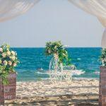 Resort tổ chức tiệc cưới bãi biển đẹp nhất Mũi Né - Sea Links City. Resort tổ chức tiệc cưới bãi biển đẹp nhất