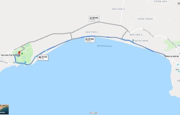 Sea Links City - Nơi tốt nhất tổ chức du lịch MICE tại Phan Thiết - Mũi Né. Đánh giá, review chi tiết về Sea Links City Mũi Né