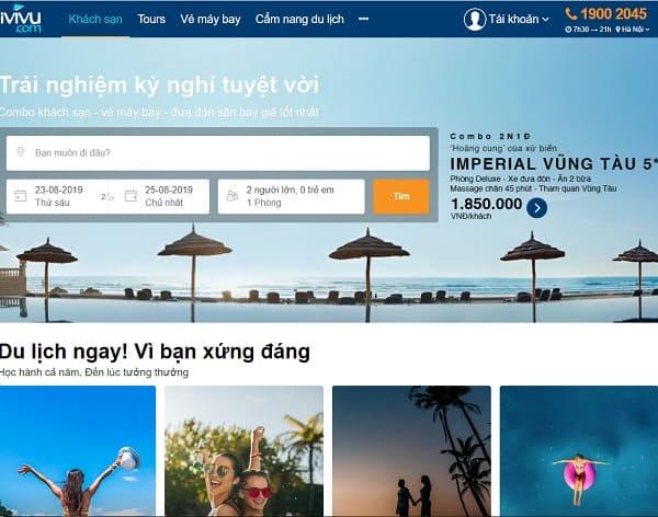 Review ưu điểm, nhược điểm của 5 trang web đặt phòng khách sạn lớn nhất Việt Nam hiện nay
