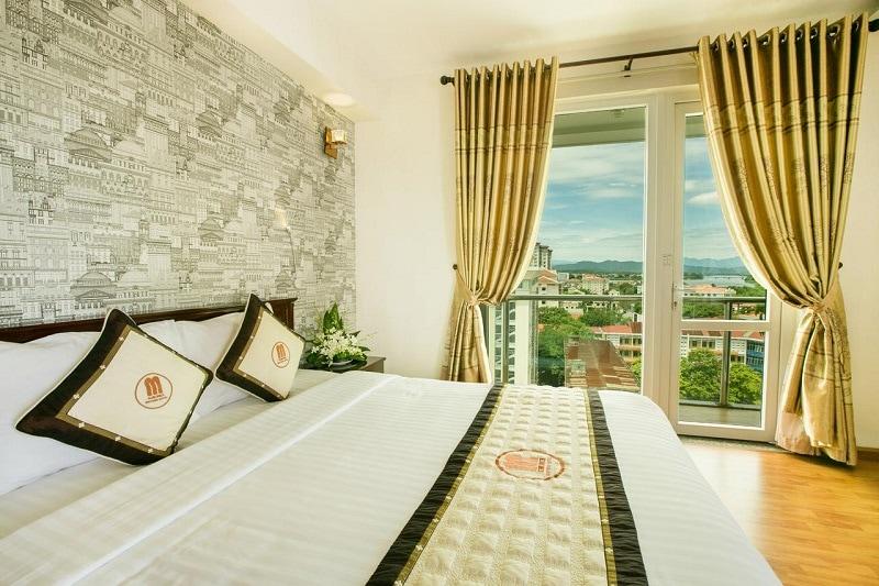 Khách sạn ở Huế gần sông Hương 2 sao
