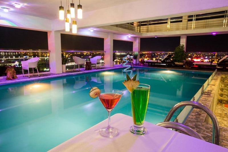 Khách sạn gần sông Hương có tầm view đẹp