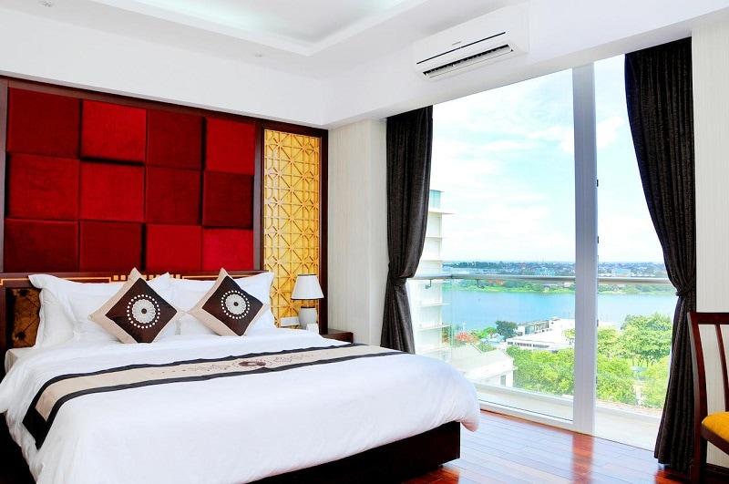 Khách sạn có giá tốt ở gần sông Hương