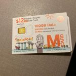 Mua sim 4G Singapore ở đâu? Cách mua sim 4G du lịch Singapore