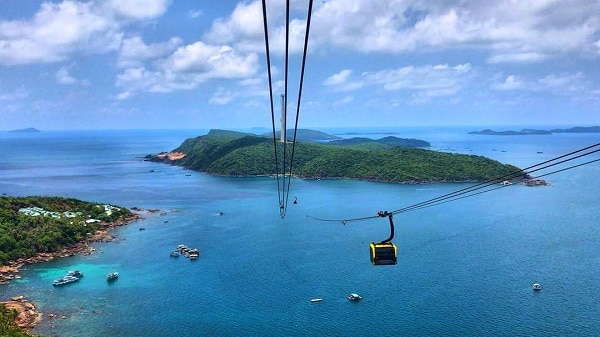 Kinh nghiệm du lịch Hòn Thơm Phú Quốc 2020