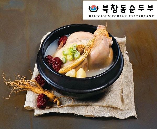 Nhà hàng truyền thống Hàn Quốc ngon nhất. Địa chỉ ăn ngon, bổ, rẻ ở Hàn Quốc. Bukchangdong Soondubu