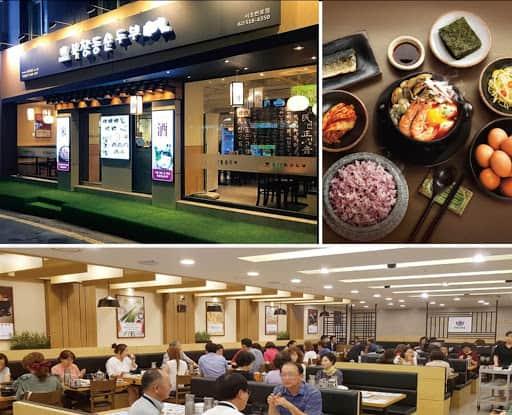 Quán ăn đặc sản đường phố nổi tiếng Hàn Quốc - Bukchangdong Soondubu