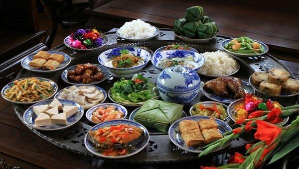 Những món ăn truyền thống ngày Tết