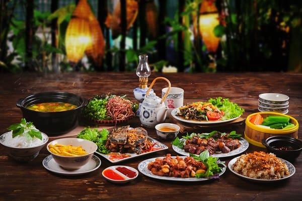 Nhà hàng tổ chức liên hoan tại Hà Nội