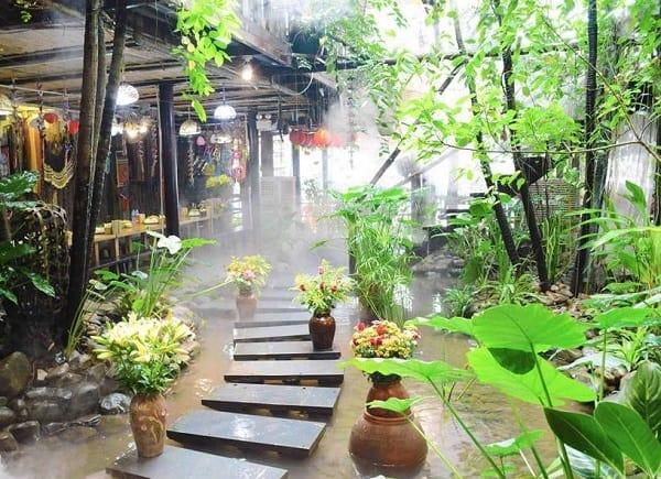 Nhà hàng tổ chức tiệc tất niên tại Hà Nội