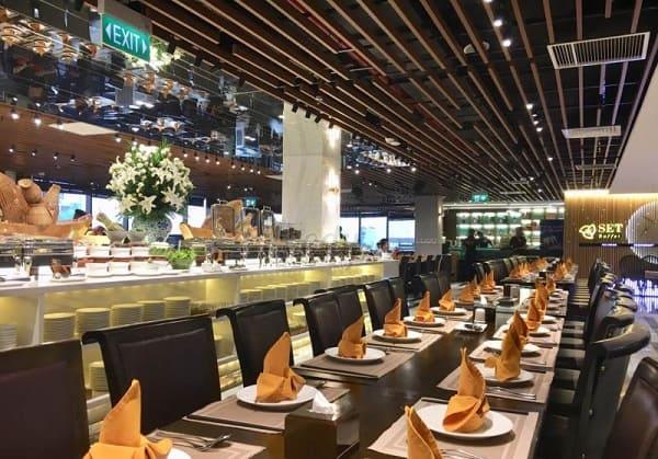 Nhà hàng đặt tiệc tất niên ở Hà Nội
