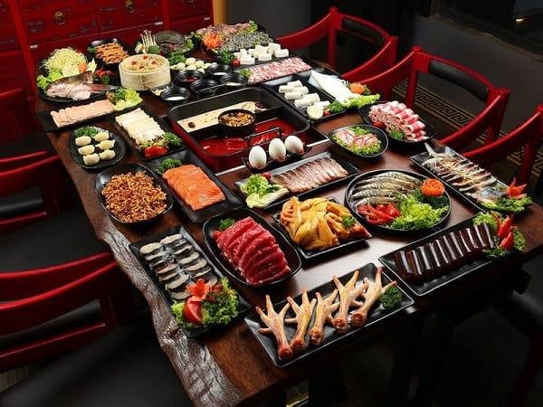Nhà hàng tổ chức tiệc công ty ở Hà Nội dịp cuối năm