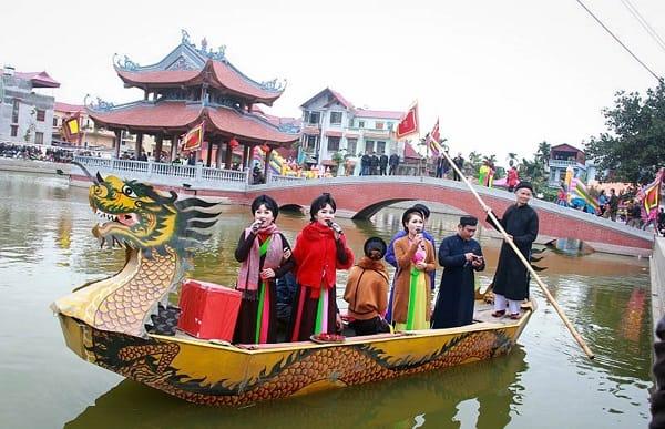 Du xuân hội Lim Bắc Ninh có gì chơi?