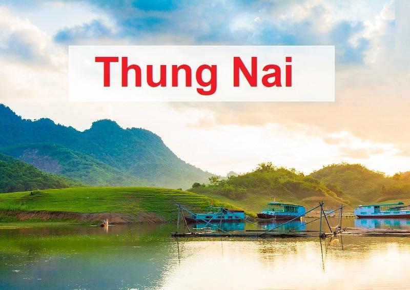 Gần Hà Nội có điểm du lịch nào? Thung Nai Hòa Bình