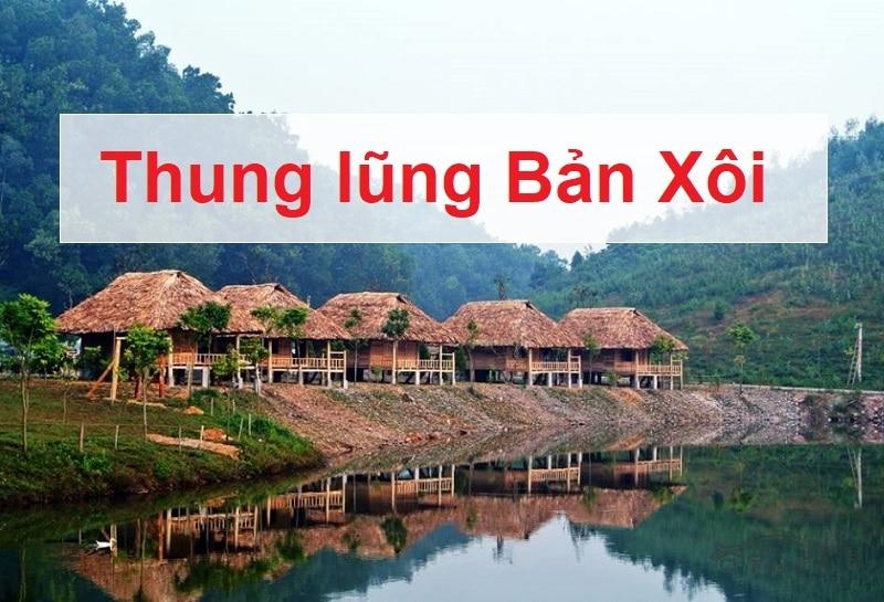 Địa điểm du lịch gần Hà Nội cho 2 người, thung lũng bản Xôi
