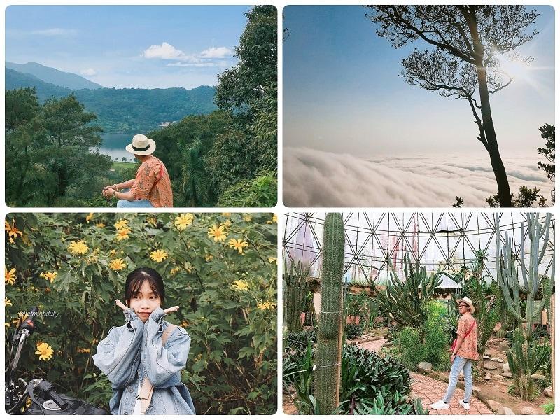 Những địa điểm du lịch gần Hà Nội, vườn quốc gia Ba Vì