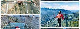 Review Cầu Kính Rồng Mây Sapa, Check in ở Cầu Kính Rồng Mây Sapa