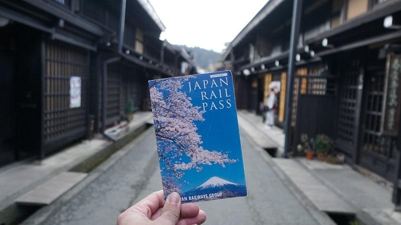 Review: Vé JR Pass - tiện ích không thể thiếu khi du lịch Nhật Bản và cách đặt vé trên Traveloka
