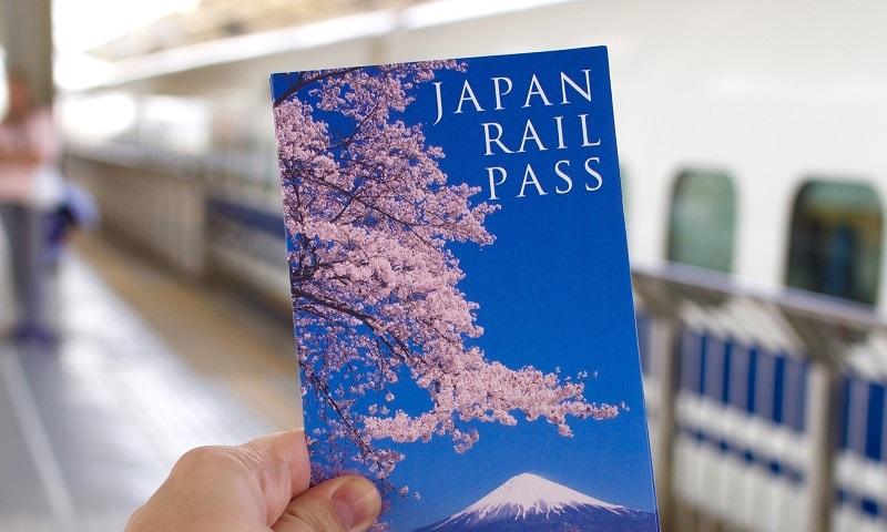 Cách mua vé JR Pass trên Traveloka