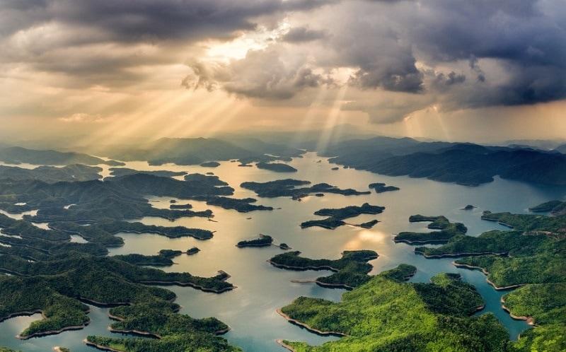 Hồ Tà Đùng Tây Nguyên