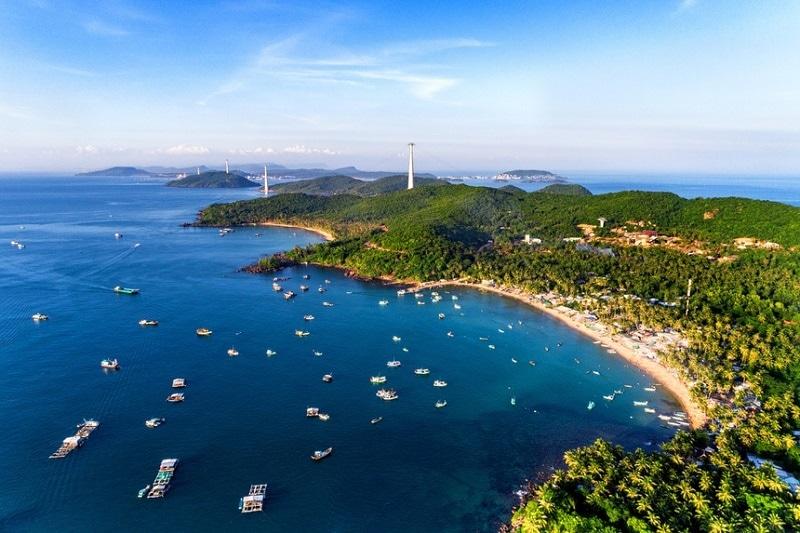 Đảo ngọc Phú Quốc đẹp kỳ vĩ