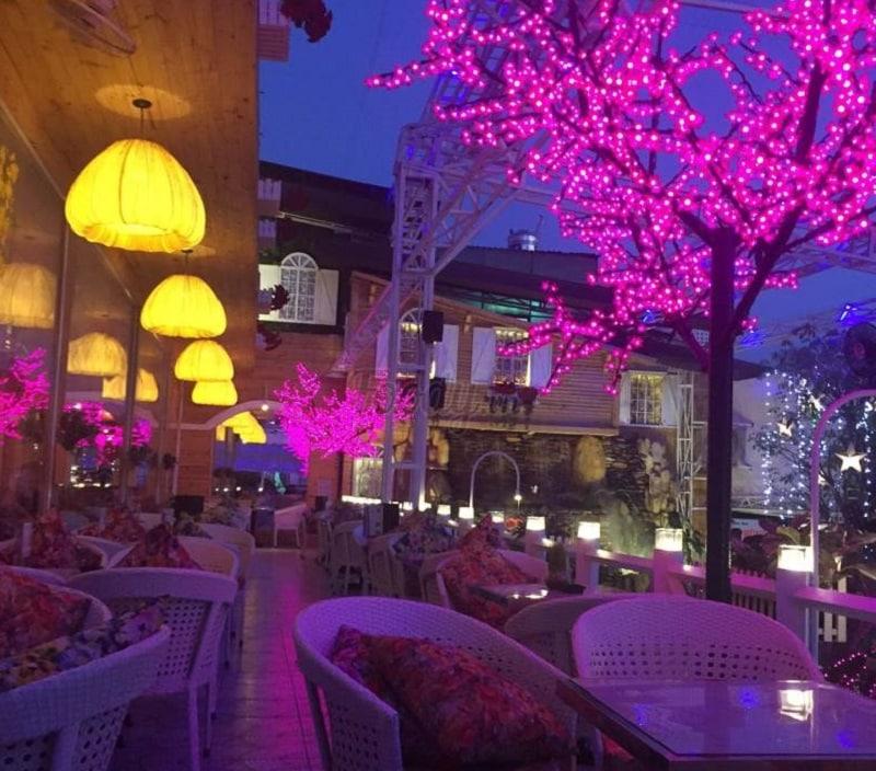 Quán cafe đẹp ở Sài Gòn Quận 5