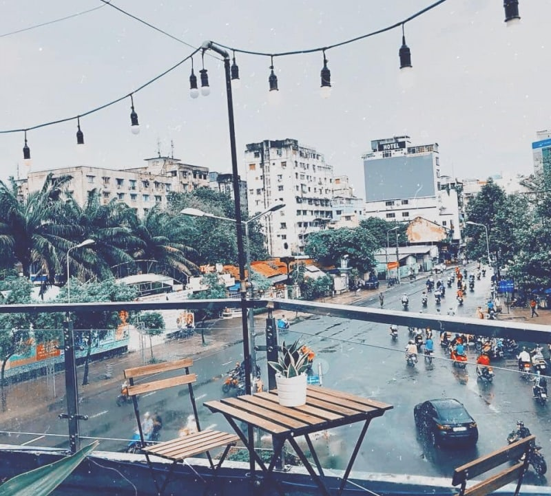 5 quán cafe đẹp nhất Sài Gòn Quận 5