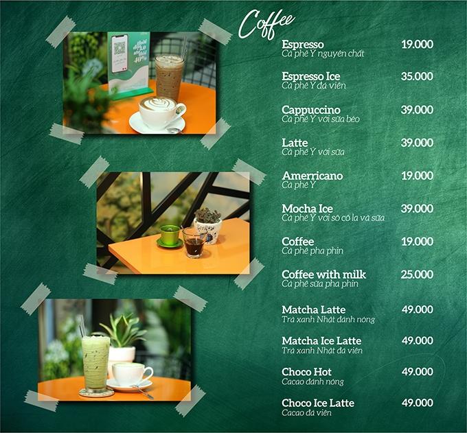 Uông cafe ở đâu ngon tại quận 5 Sài Gòn
