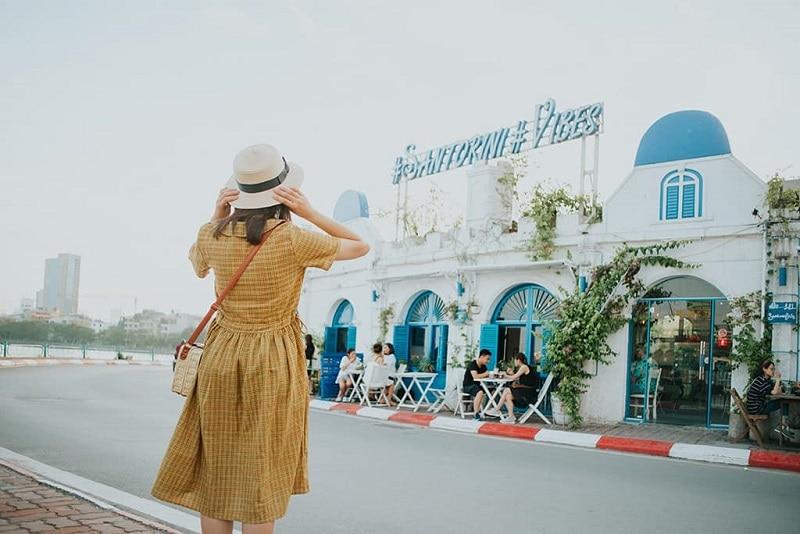 Santorini Vibes Cafe - Santorini