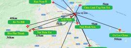 Bản đồ du lịch Đà Nẵng tổng hợp: điểm tham quan nổi tiếng nhất. Bản đồ các điểm tham quan, du lịch hấp dẫn ở Đà Nẵng