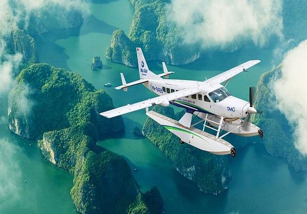Hướng dẫn du lịch Hạ Long bằng thủy phi cơ
