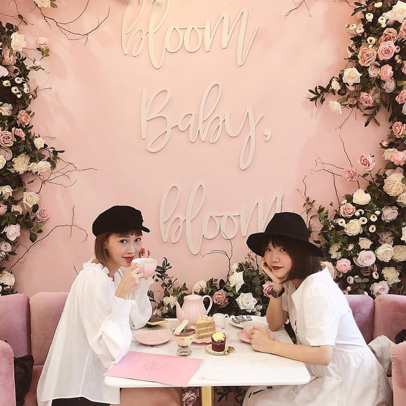 Quán cafe sống ảo đẹp ở Hà Nội