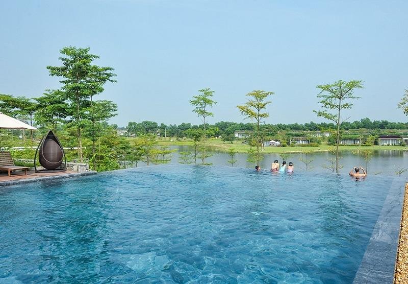 Kinh nghiệm đi Flamingo Đại Lải Resort, bể bơi 4 mùa ở Flamingo Đại Lải