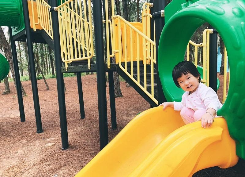 Kinh nghiệm đi Flamingo Đại Lải Resort, Công viên Wonder Park