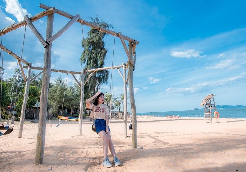 Hướng dẫn kinh nghiệm du lịch Bãi Đông Thanh Hóa