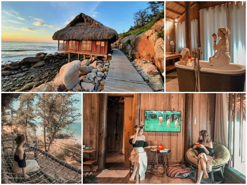 Kinh nghiệm đi Bãi Đông Thanh Hóa, Nghi Sơn Eco Island