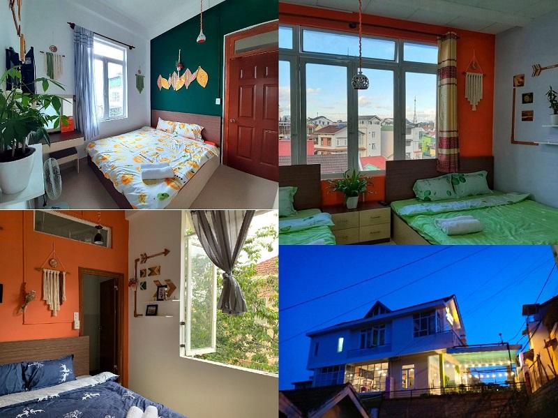 Review homestay ở Đà Lạt giá rẻ, phòng đẹp & tiện nghi. Những homestay đẹp ở Đà Lạt