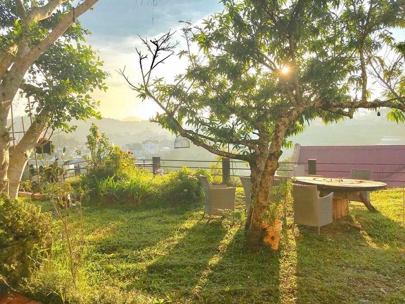 Nắng homestay Đà Lạt - review homestay Đà Lạt