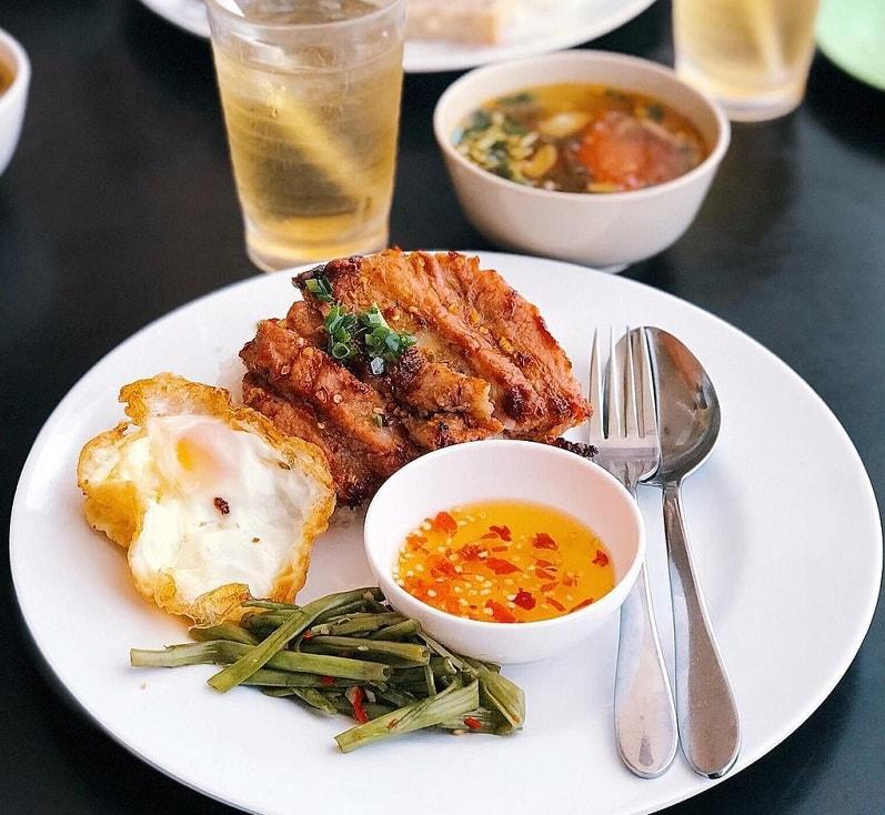 Những quán cơm tấm ngon nhất Sài Gòn