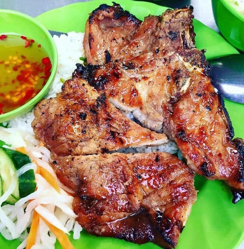 những quán cơm tấm nổi tiếng bậc nhất ở Sài Gòn