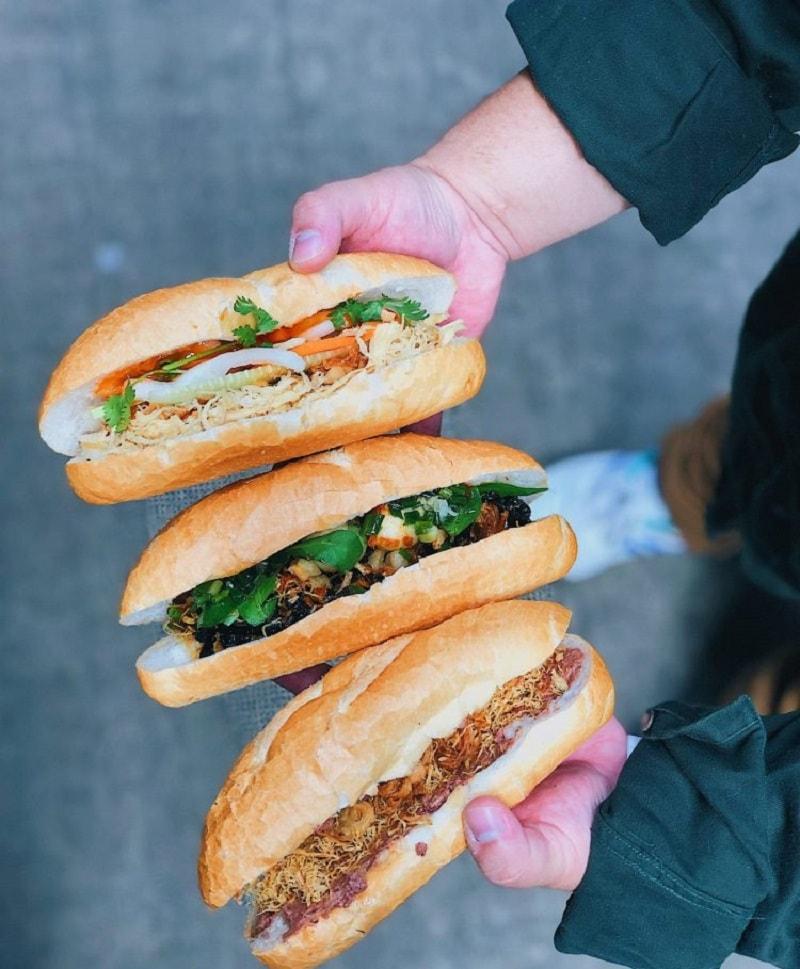 Các quán bánh mỳ ngon, rẻ ở Nha Trang bạn không nên bỏ lỡ