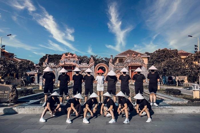 Du lịch Hội An đi đâu, chùa Bà Mụ