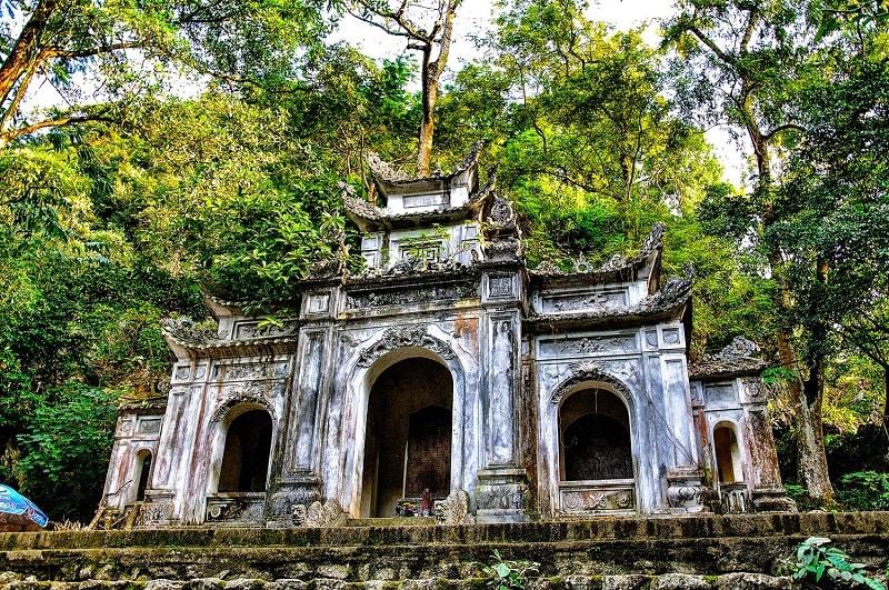 Chùa Cô Tiên - Ngôi chùa nổi tiếng bậc nhất ở Sầm Sơn