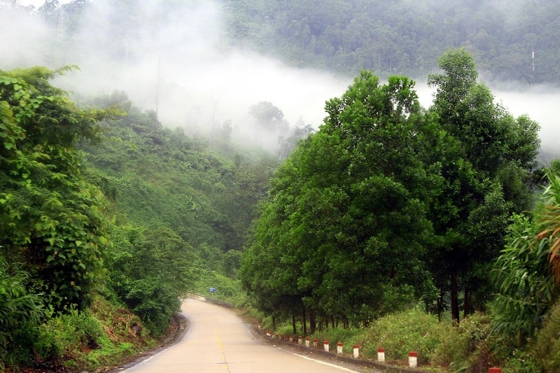Núi Trường Lệ - Điểm du lịch hấp dẫn ở Sầm Sơn