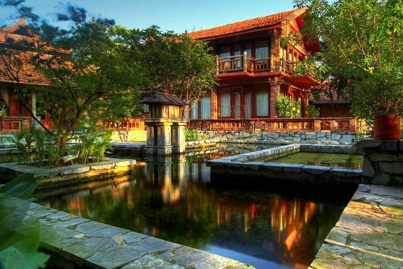 Vạn Chài Resort - Điểm du lịch mới lạ đáng thử ở Sầm Sơn