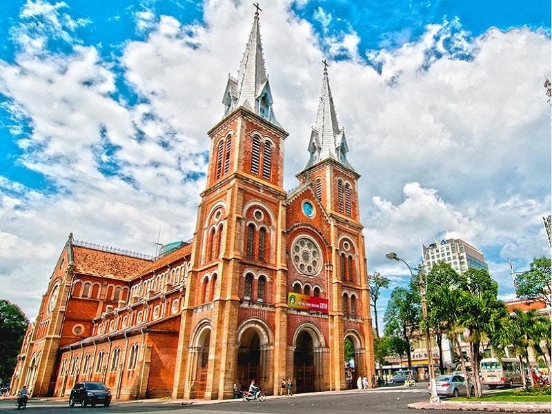 Tour du lịch Sài Gòn 1 ngày thú vị, tốt nhất hiện nay. Du lịch Sài Gòn một ngày nên đi đâu? Các điểm tham quan Sài Gòn trong ngày