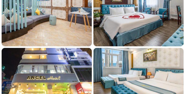 Khách sạn ở Đà Nẵng gần biển. Khách sạn Angel Đà Nẵng